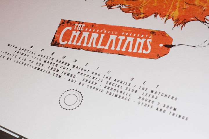 Charlattans Poster