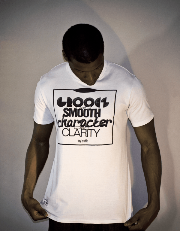 Grooves Over Smooth T Shirt