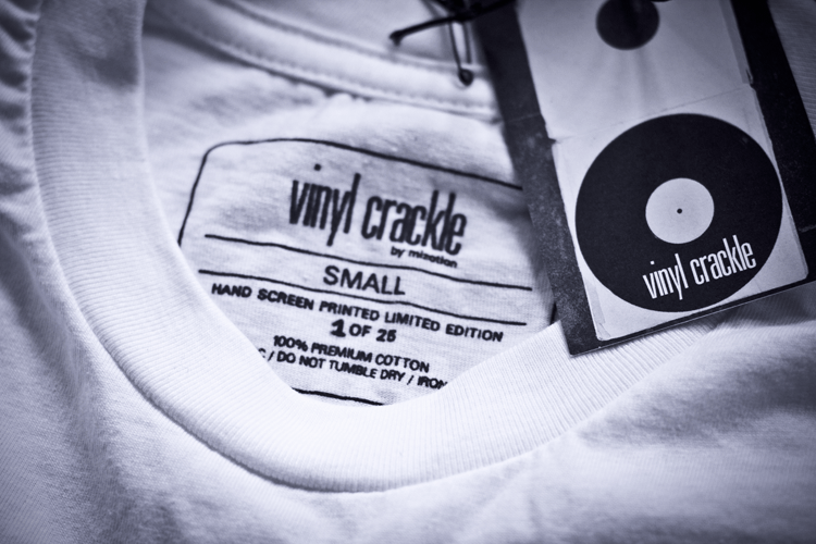 Vinyl CrackleLimited Edition